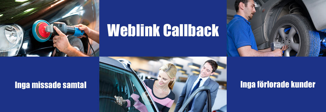 Weblink Callback.
