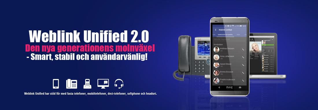 Weblink Unified 2.0
